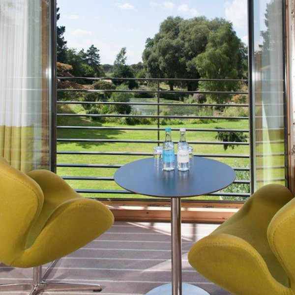 Many of our rooms have beautiful sweeping views of the extensive Listed Gardens