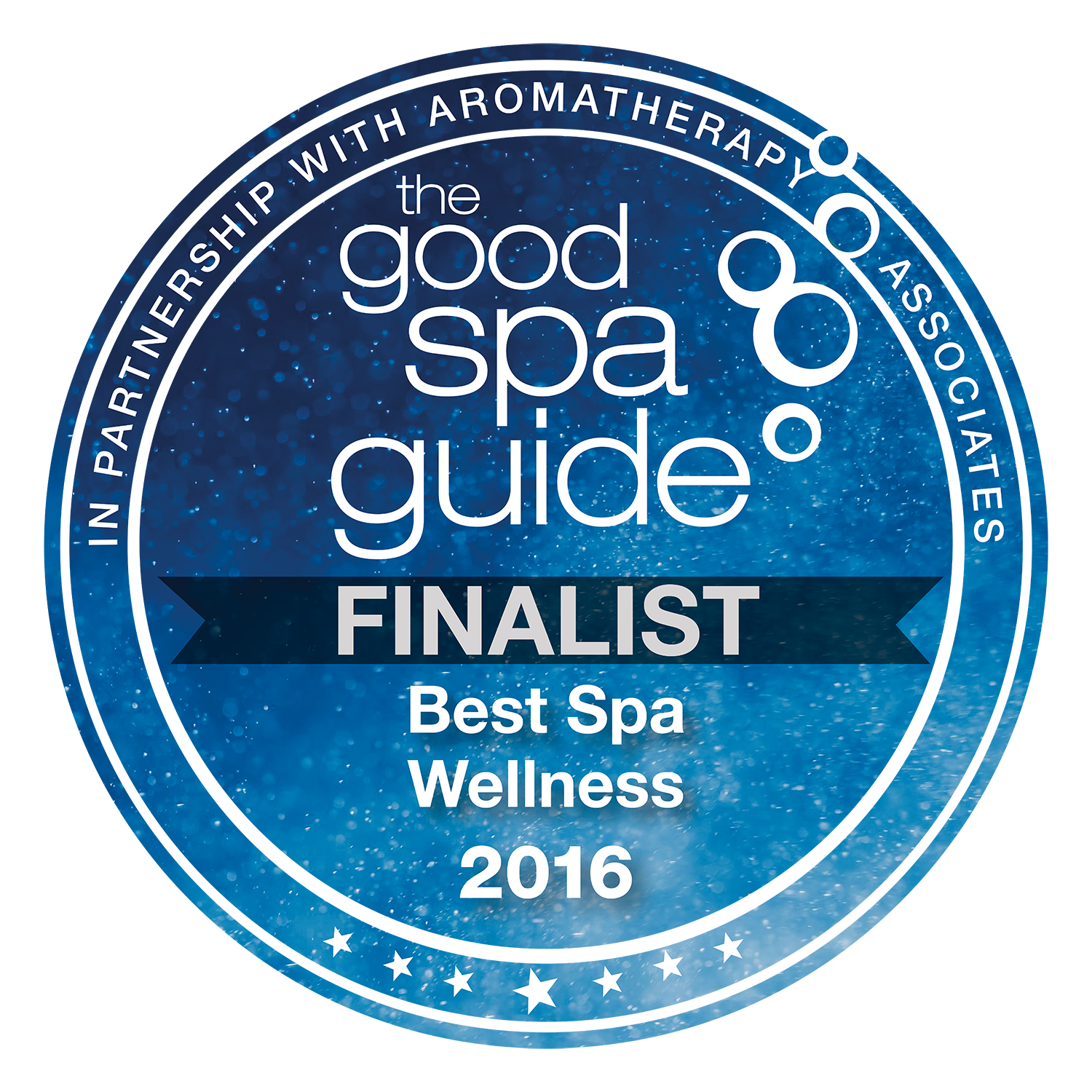 Best Spa Wellness 2016 Finalist
