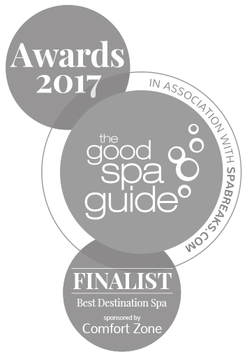 Best Spa East 2016 Finalist