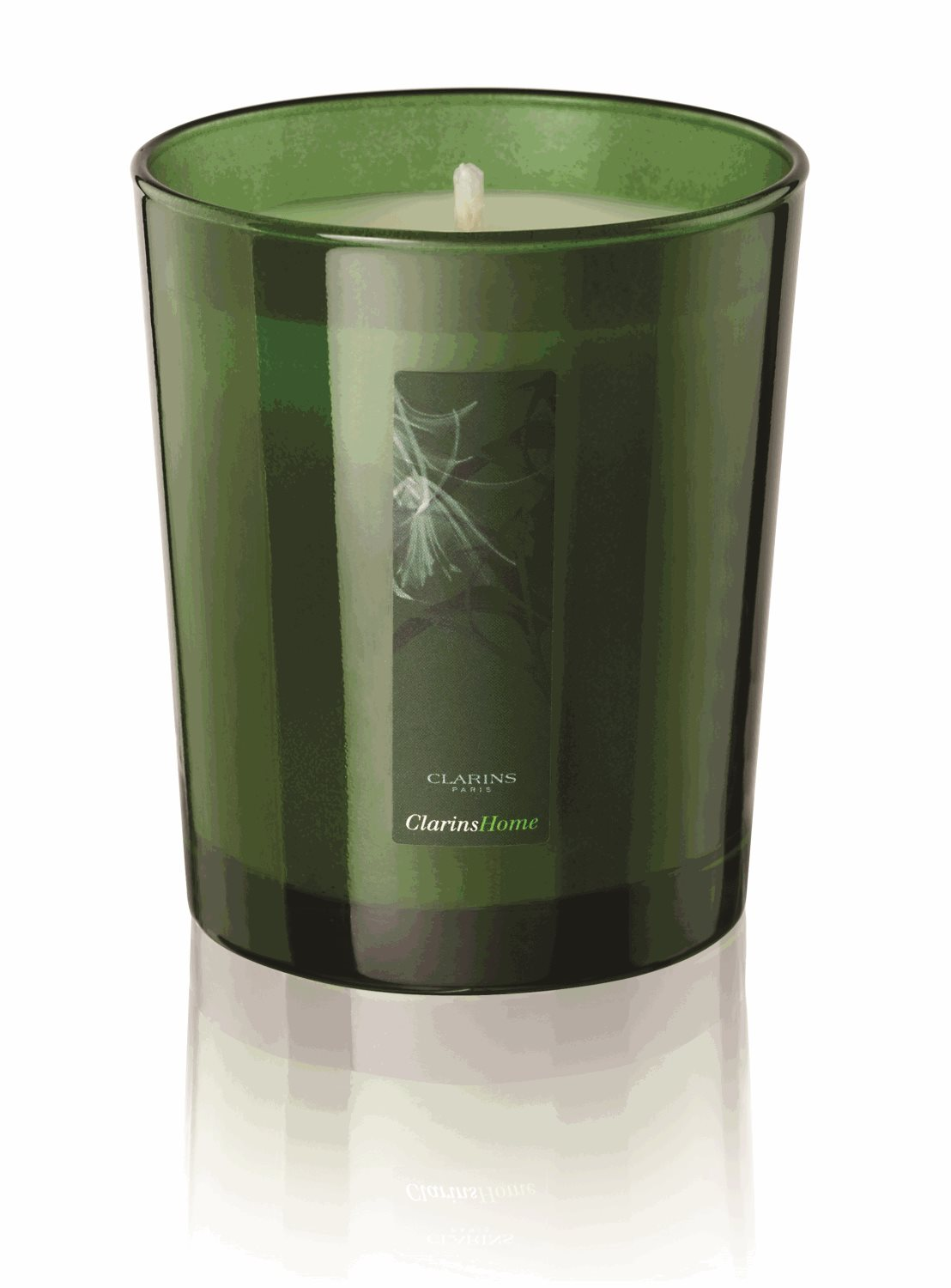 Receive a complimentary Clarins Home Candle worth £26