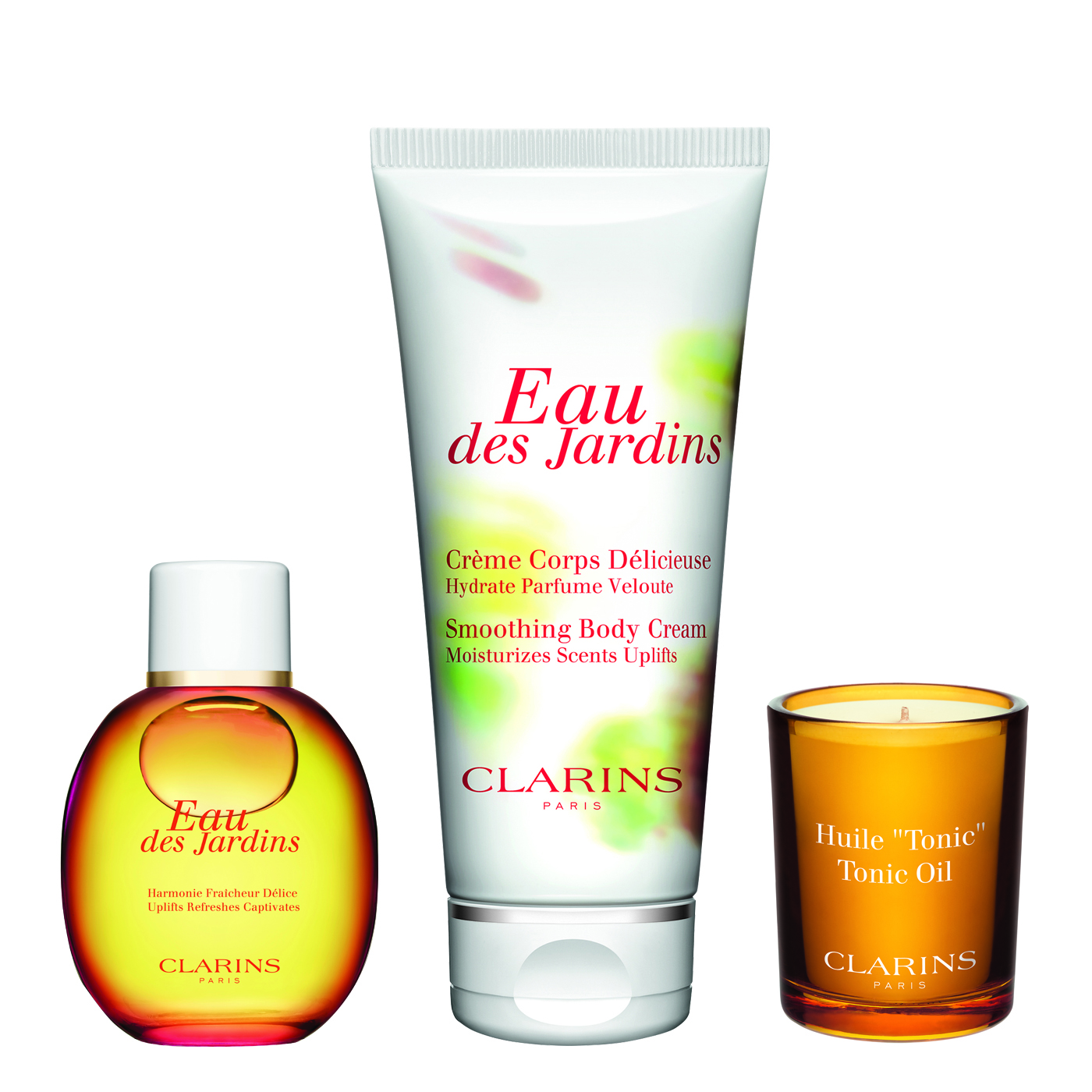 Receive a complimentary Clarins gift with July's Treatment of the Month - limited availability
