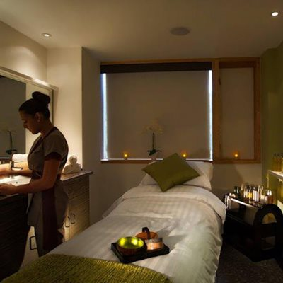 Unwind with a 55 minute luxury treatment in one of our comfortable treatment rooms