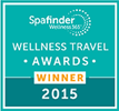 Wellness Travel Awards winner 2015